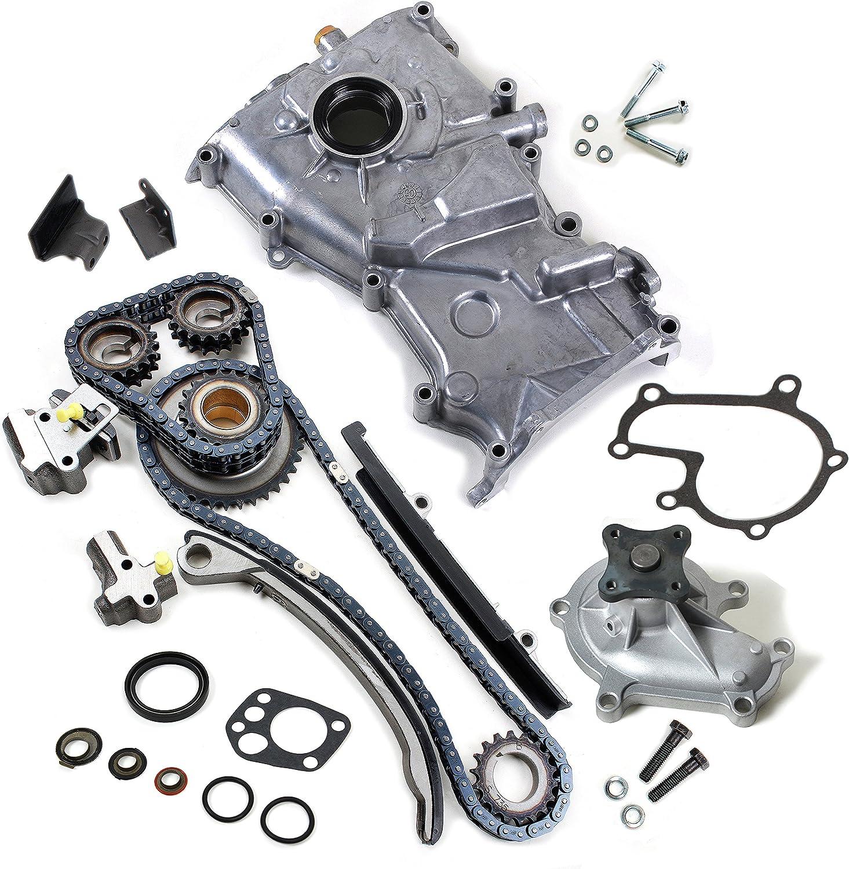 Engine Valve Cover Gasket Set Fel-Pro fits 93-01 Nissan Altima 2.4L-L4