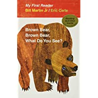 Image for Brown Bear, Brown Bear, What Do You See? My First Reader