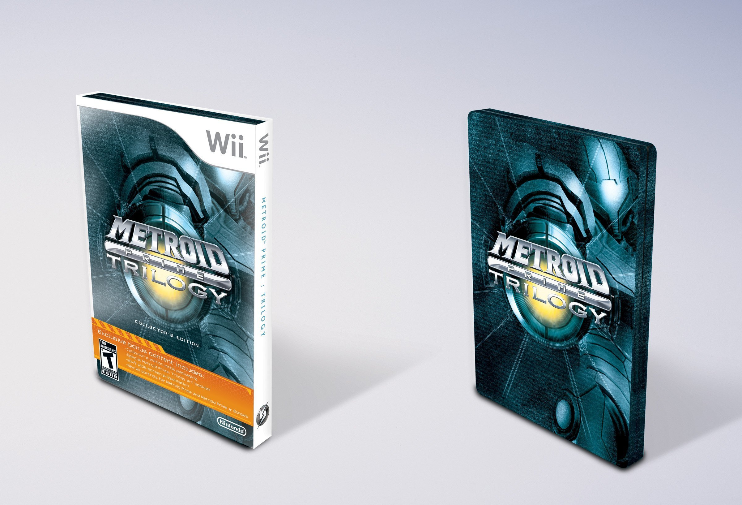 Metroid Prime Trilogy: Collector's Edition by Nintendo (Image #3)