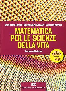 Matematica Per Le Scienze Della Vita Pdf