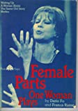Female Parts: One Woman Plays (Pluto plays)