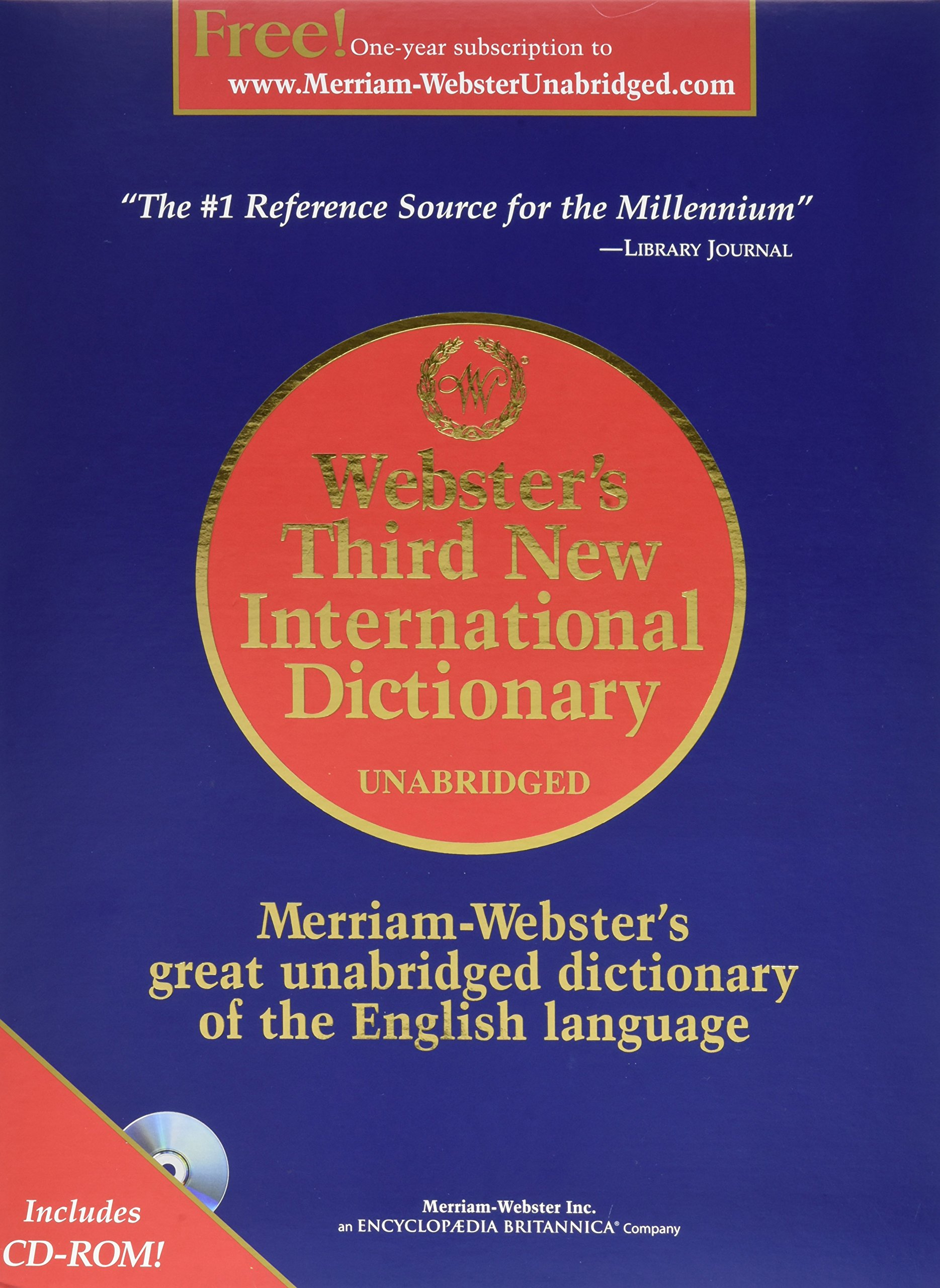 Webster's Third New International Dictionary: Amazon.co.uk: Editors of  Merriam Webster: 9780877793021: Books