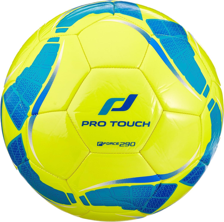 Pro Touch Force 290 Lite tamaño 5 balones de fútbol, Amarillo ...