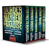 Murder & Mayhem in Paradise II: An Anthology of Action Adventure and Mystery books Benefiting Cancer Screening (Writing out Cancer Book 2) (English Edition)