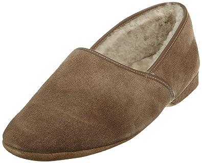 06b10654168b6 Derek Rose Men s Classic Sheepskin Slipper