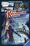 Die Knickerbocker-Bande 9: Die Monstermaske der Lagune