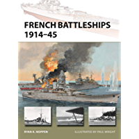 French Battleships 1914–45 (New Vanguard Book 266)