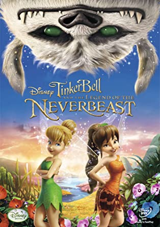 Tinker bell and the legend of the neverbeast dvd amazon tinker bell and the legend of the neverbeast dvd voltagebd Image collections