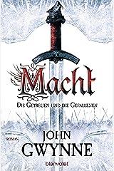 Macht - Die Getreuen und die Gefallenen 1: Roman (German Edition) Kindle Edition