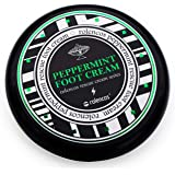 Rolencos Peppermint Cooling Moisturizing Foot Cream 4.20oz, Callus Remover, Thick, Cracked, Rough, Dead and Dry, Hard…