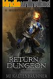 Return to Dungeon: A Monster MC LitRPG (Kobold's Quest Book 1)