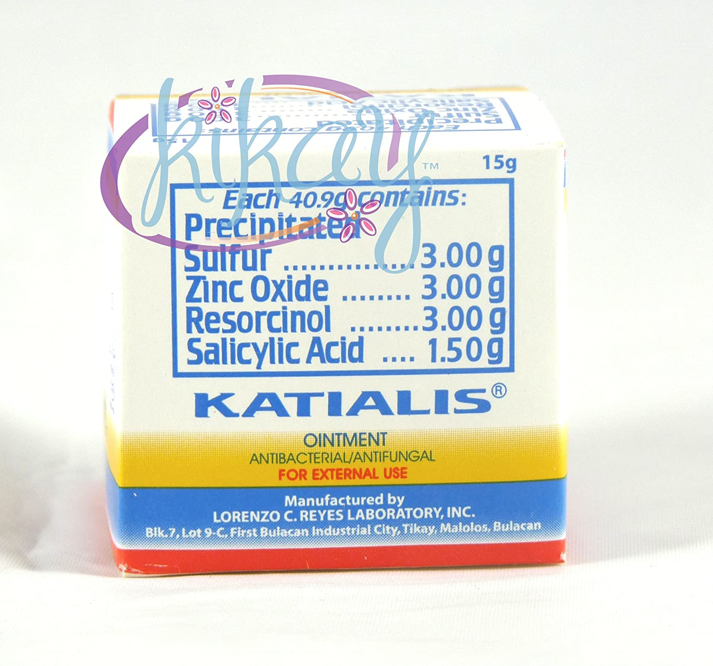 Salicylic-zinc ointment: description, indications 63
