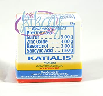 Katialis Ointment (15g)