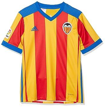 segunda equipacion Valencia CF niños