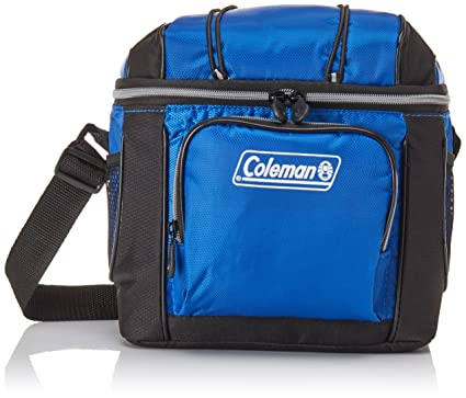 bdd829cec87 Amazon.com : 9 Can Cooler, Blue : Men Lunch Box Cooler : Sports ...