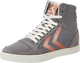 hummel SL. Stadil Herringbone High, Sneakers Hautes Femme 64-426-8540