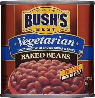 Baked Beans Vegetarian 16 Ounce Pack Of 12