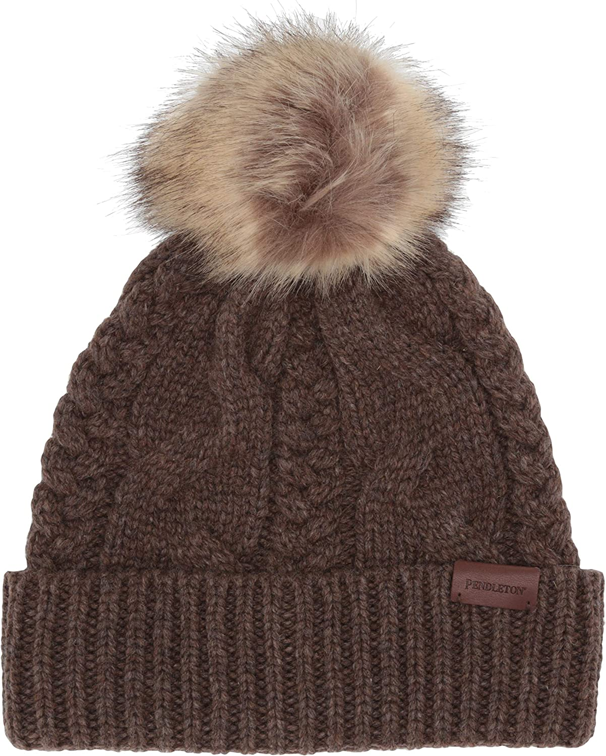 Pendleton Womens Cable Hat