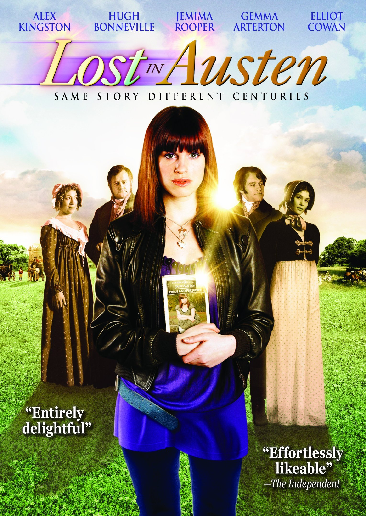 Lost in Austen by Image Entertainment