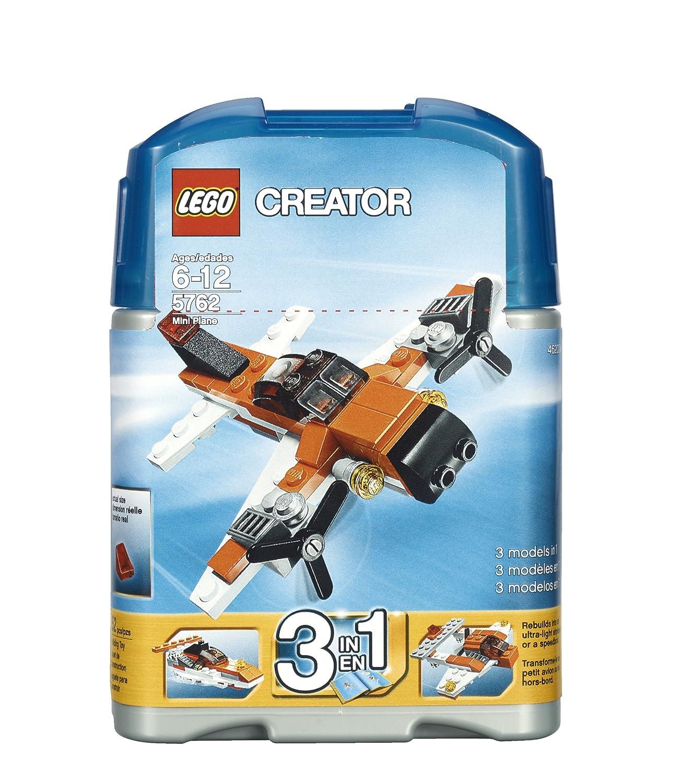 Amazon Lego Creator 5762 Mini Plane Toys Games
