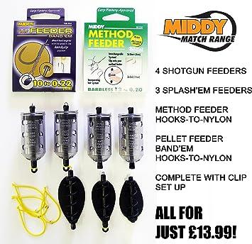 Middy Shotgun feeder 2 pc