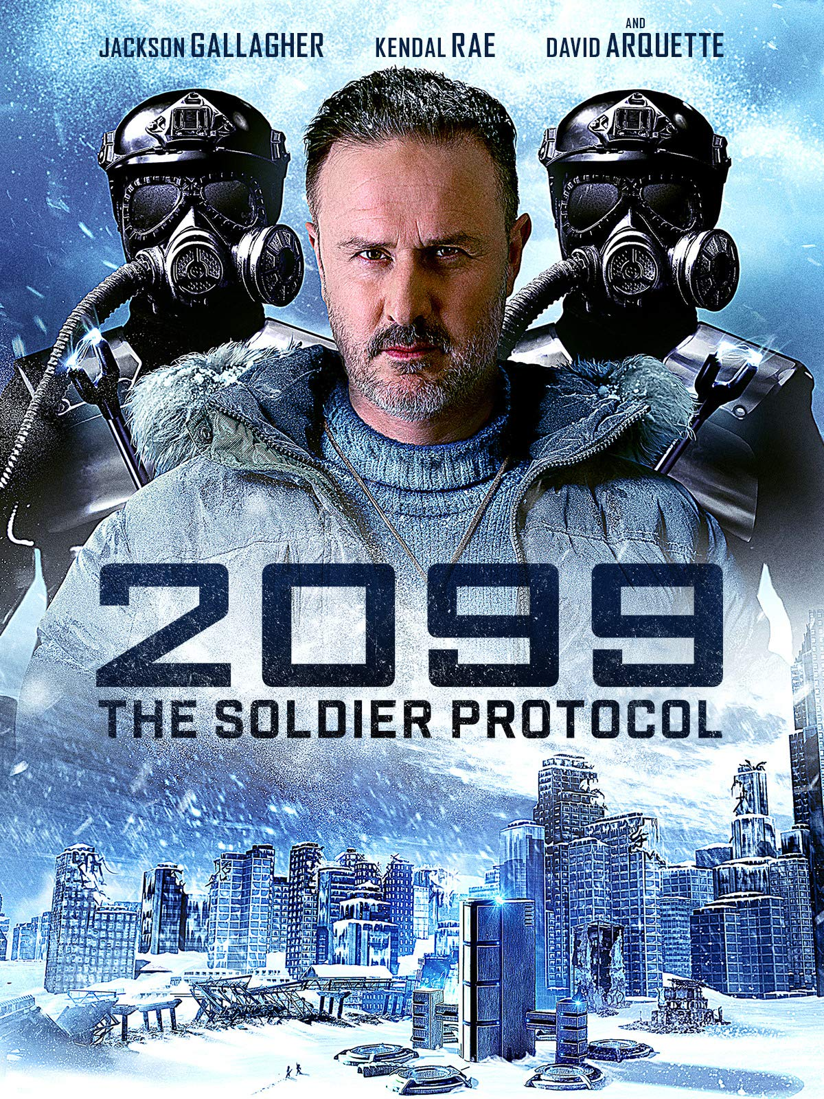 2099: The Soldier Protocol on Amazon Prime Video UK