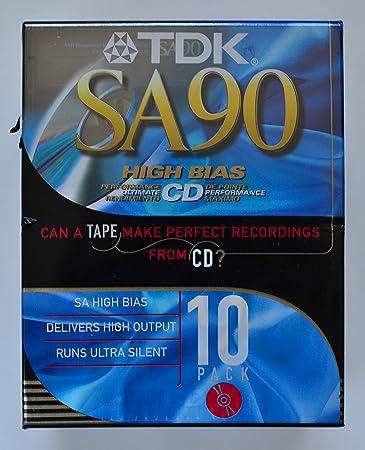TDK SA90 8 PACK