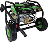 Lifan LFQ3370E Electric Start Pressure Washer, 3300 psi