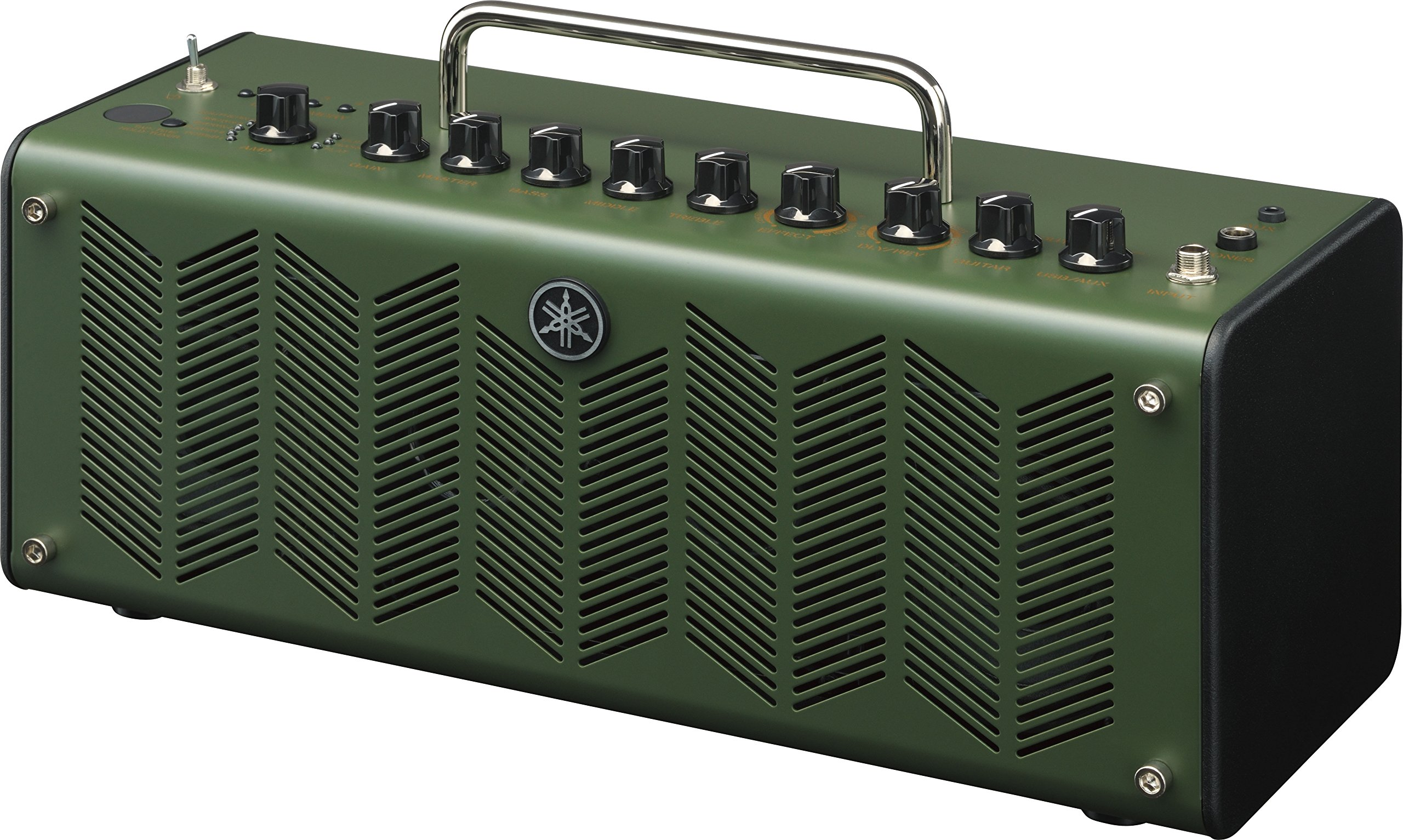 Yamaha THR10X Mini Guitar Amplifier with Cubase AI Production Software by Yamaha (Image #1)