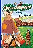 La cabane magique, Tome 17: Sur la piste des indiens