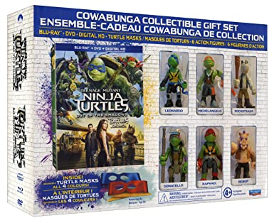 Amazon.com: Teenage Mutant Ninja Turtles: Out of the Shadow ...
