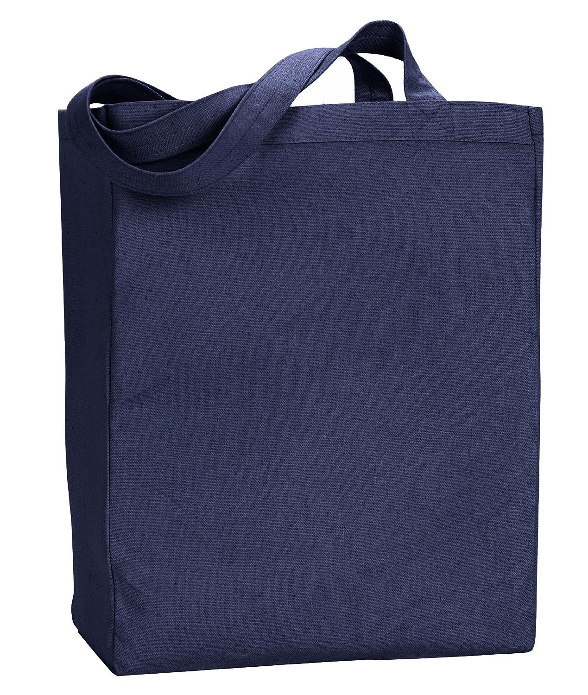 Liberty Bagsスーザンキャンバストートバッグ( 8861 ) B00BBWBEQU ネイビー One Size