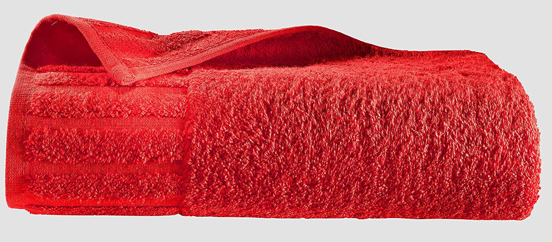 Super Absorbante Serviette Serie Venecia 6 x Waschhandschuhe serviette drap de bain de 075 Taupe Serviette de douche Gant Gants de Toilette