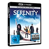 Serenity - Flucht in neue Welten  (+ Blu-ray) [4K Blu-ray]