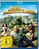 Die Reise zur geheimnisvollen Insel [Blu-ray]