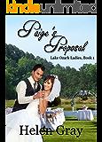 Paige's Proposal: Christian Contemporary Romance (Lake Ozark Ladies Book 1)