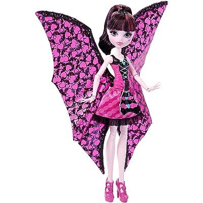 Monster High DNX65 - Poupée Draculaura Transformation