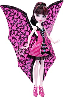 Amazoncom Monster High Draculaura Doll Toys  Games