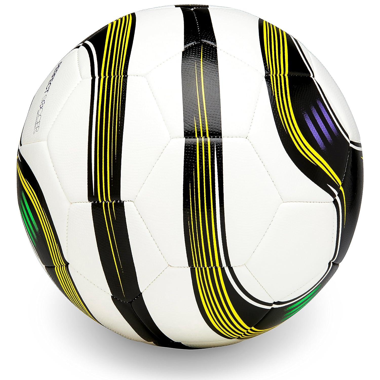 Fútbol formación pelota - PREMIUM - Balón de fútbol, incluye bolsa ...