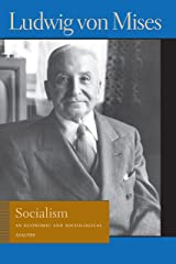 Socialism: An Economic and Sociological Analysis Paperback