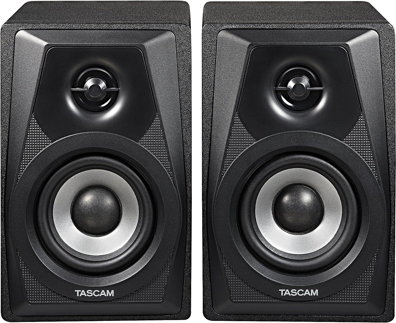 TASCAM パワードモニタースピーカーペア