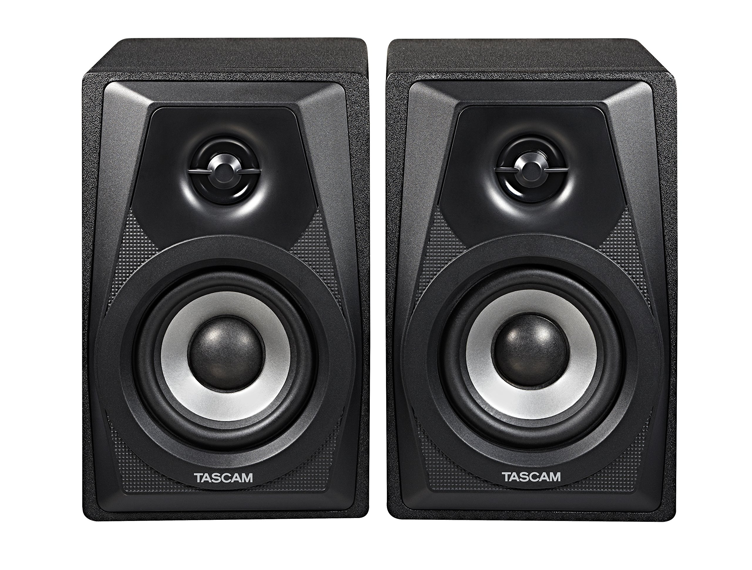 Tascam VL-S3BT 14 Watt 2-Way Powered Desktop Monitors With Bluetooth by Tascam