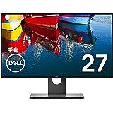 Dell display monitor U2717D / 27 inch / QHD / IPS / 6ms / DPx2 (MST) mDPHDMI / sRGB99% / USB hub / 3 year warranty
