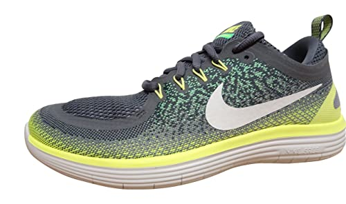 6101ad83d397 Image Unavailable. Image not available for. Colour  Nike Free RN Distance 2  Mens Running Trainers 863775 Sneakers ...