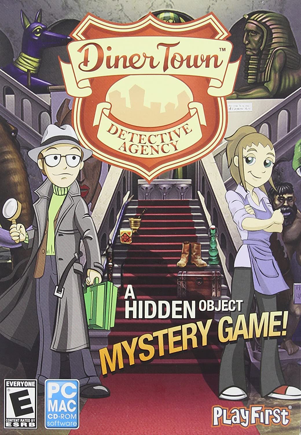 dinertown detective agency free download full version