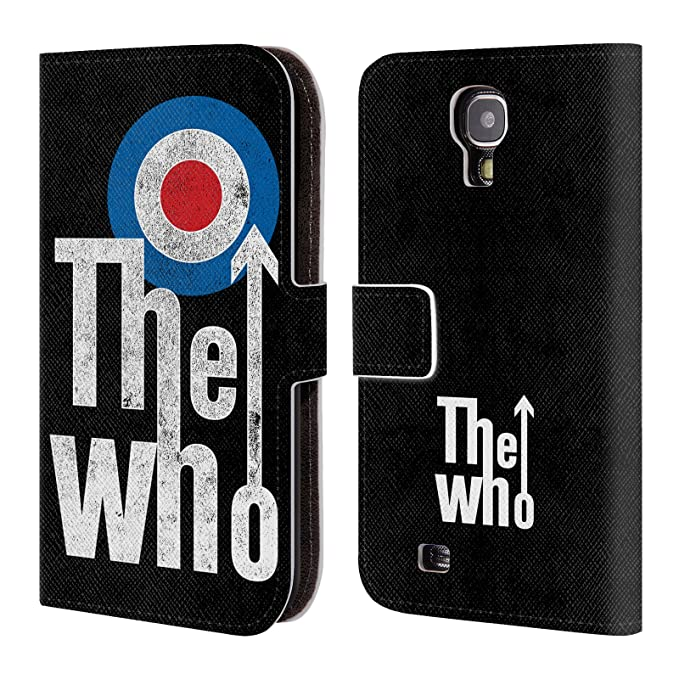 size 40 cbc57 652f9 Amazon.com: Official The Who Classic Target Logo Band Art Leather ...