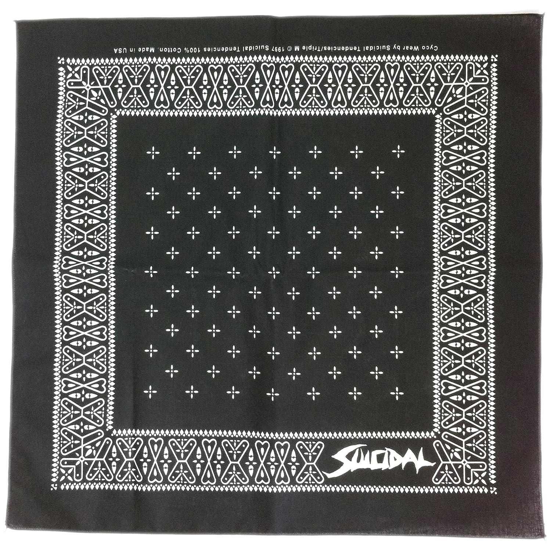 SUICIDAL TENDENCIES(スイサダルテンデンシーズ)バンダナ 2,052円