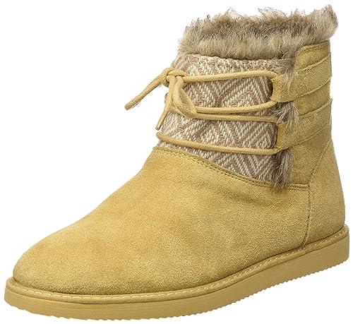 Roxy ARJB700349 - Botas de invierno para mujer  Roxy  Amazon.es  Zapatos y  complementos b78442ba96ff