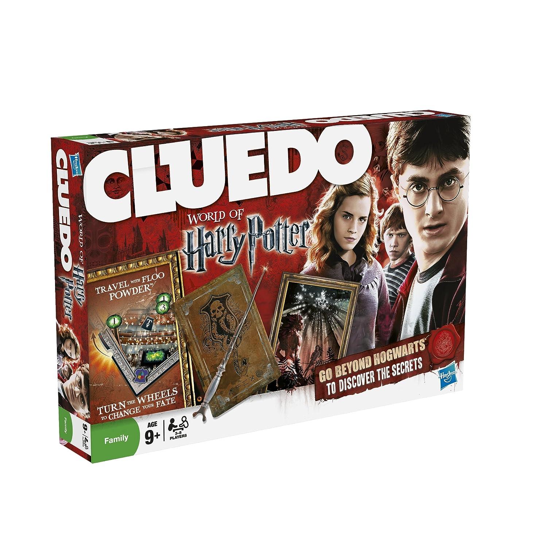 World of Harry Potter Cluedo - Englisch