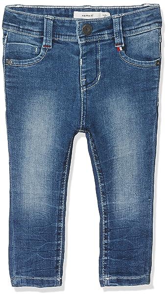 NAME IT Jeans Beb/é-para Ni/ños